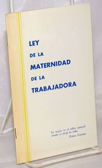 image of Ley de la Maternidad de la Trabajadora