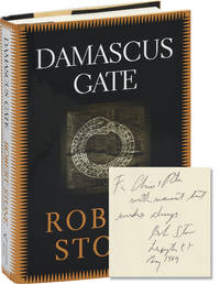 image of Damascus Gate (First Edition, inscribed to fellow author Chris Offutt)
