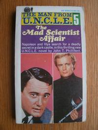 The Man From U.N.C.L.E. # 5: The Mad Scientist Affair # G-581