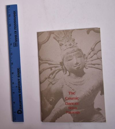 New York: The Asia Society, 1992. Pamphlet. VG; light rubbing to back cover on one copy.. Tan illust...