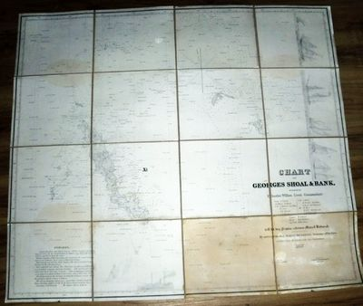 Extra-Illustrated Chart of George�s...