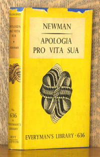 APOLGIA PRO VITA SUA [EVERYMAN'S LIBRARY NO. 636]