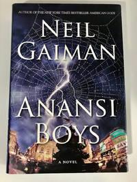 image of Anansi Boys