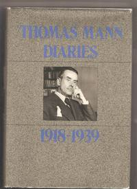 Thomas Mann Diaries 1918-1939