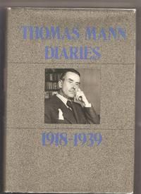 Thomas Mann Diaries 1918-1939