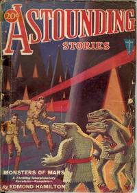 "ASTOUNDING Stories: April, Apr. 1931 (""The Exile of Time"")"