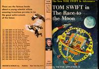 image of Tom Swift In The Race to the Moon (#12 in series)
