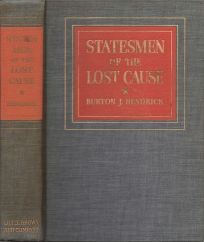 Boston: Little, Brown & Co, 1939. First Edition. Hardcover. Good +. Small quarto. xviii, 452 pages. ...