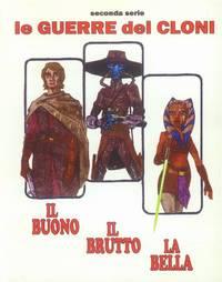 Le Guerre Dei Cloni (Seconda Serie) (Book Only)