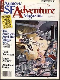 Asimov's SF Adventure Magazine Full Run