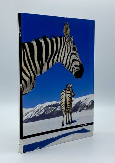 Milan: MACRO, 2003. A fine copy. 8vo. 104 pages. Color illustrations. Original thin flexible boards....