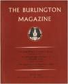 image of The Burlington Magazine (July 1952, Vol XCIV, No. 592)