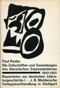 Die Zeitschriften und Sammlungen des literarischen Expressionismus.