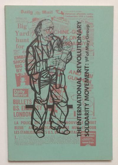 Sanday, Orkney Islands: Cienfuegos Press, 1976. 85p., slender paperback, very good.