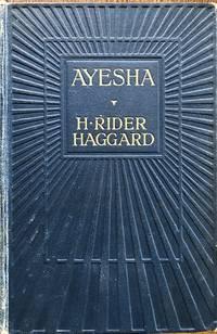 image of Ayesha. The Return of She. Illustrated by Maurice Greiffenhagen.