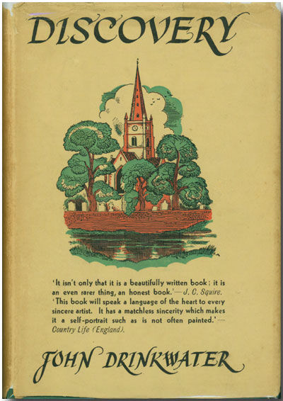Boston & New York: Houghton Mifflin, 1933. Cloth. Portrait and plates. First U.S. edition. A good as...