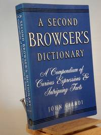 A Second Browser's Dictionary
