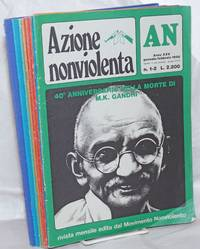 image of Azione nonviolenta (Nonviolent action). 1988:  1-12