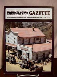 image of NARROW GAUGE AND SHORT LINE GAZETTE - NOVEMBER/DECEMBER, 1979; VOLUME 5, NUMBER 5
