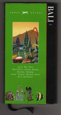 BALI.  Knopf Guides