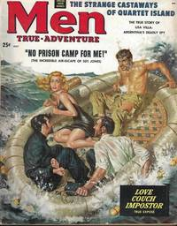 image of MEN True Adventure: July 1958