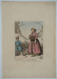 image of Russian Woman in her Winter Dress