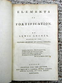 ELEMENTS OF FORTIFICATION.