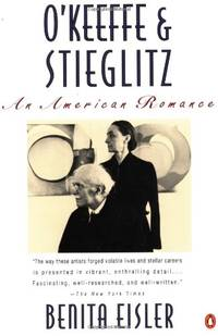 O'keeffe And Stieglitz: An American Romance