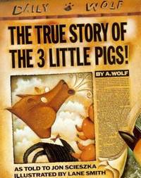 image of True Story of the Three Little Pigs