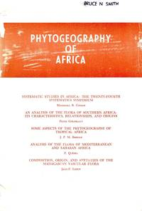 Phytogeography of Africa
