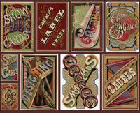 Collection of Advertising Cards for Crump's Label Press - Fine Lithography and Design [Printing & Publishing, Advertising & Promotion, Printing History]