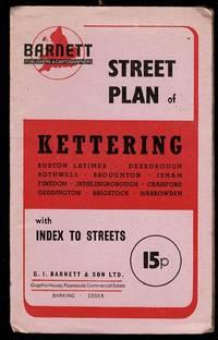 image of Street Plan of Kettering