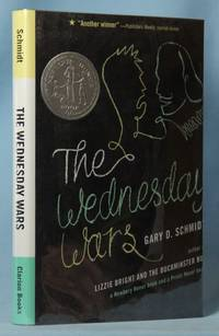 collectible copy of The Wednesday Wars