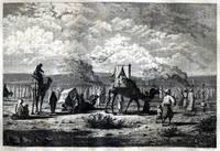 Ceremonies de la Semaine Sainte a Jerusalem. Notes d'un Voyageur, 185..., from Le Tour du Monde. Nouveau Journal des Voyages. 1862. V. Premier Semestre