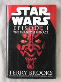 The Phantom Menace (Darth Maul Dust Jacket): Star Wars Episode 1