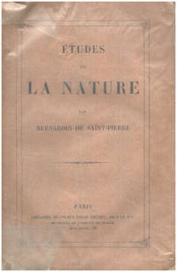 image of Etudes sur la nature/ tome 2