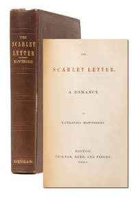 image of The Scarlet Letter: A Romance