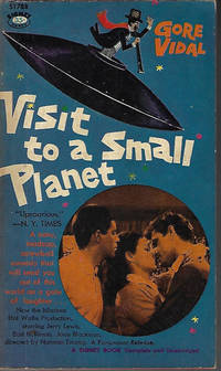 image of VISIT TO A SMALL PLANET