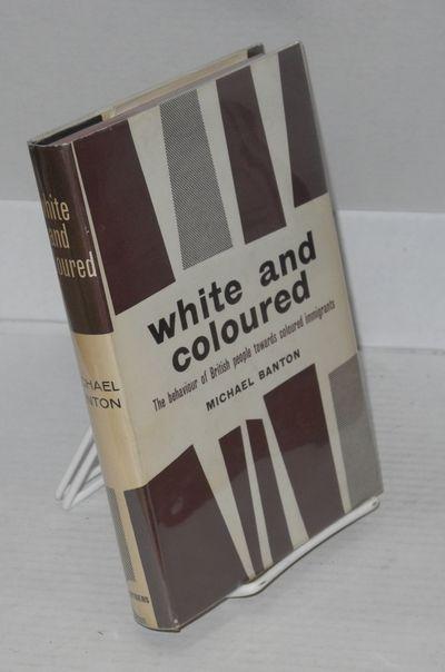 New Brunswick: Rutgers University Press, 1959. Hardcover. 223p., dj.