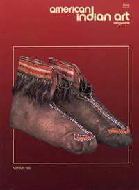 AMERICAN INDIAN ART : Volume 20, No 4,  Autumn 1995