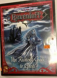 Van Richten's Guide to Ghosts (AD&D/Ravenloft Accessory RR5)