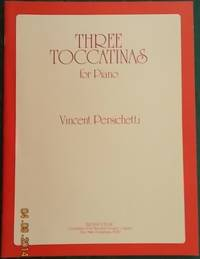 THREE TOCCATINAS For Piano, Opus 142