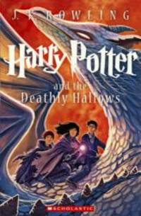 image of Harry Potter And The Deathly Hallows (Turtleback School & Library Binding Edition)
