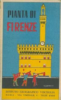 Pianta di Firenze.