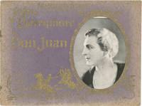 image of Don Juan (Original program for the 1926 film)