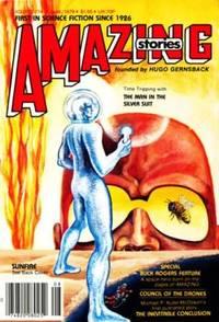 AMAZING STORIES  August 1979