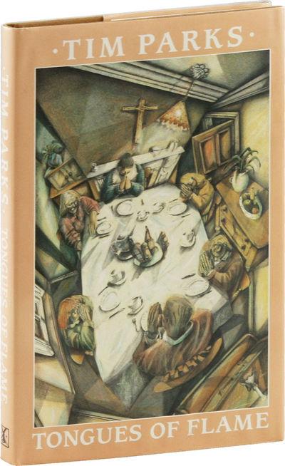 London: Heinemann, 1985. First U.K. Edition. First Impression. Octavo (22cm); light brown boards tit...