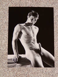 BRUCE OF LOS ANGELES: MALE NUDE BLACK-AND-WHITE PHOTOGRAPH