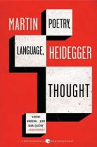image of Poetry, Language, Thought (Harper Perennial Modern Thought)
