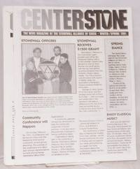 Centerstone: the news magazine of the Stonewall Alliance of Chico; [five issue broken run]